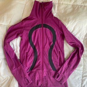 NWOT Lululemon zip-up jacket